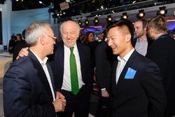 Remy Brouard, David Richards, David Cheng