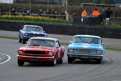 Pierpoint Cup, Davies, Mustang, Hall, Falcon