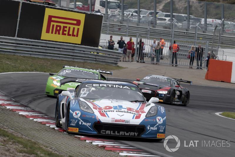 #77 Callaway Competition, Corvette C7 GT3-R: Jules Gounon, Renger van der Zande