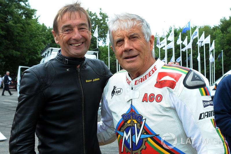 Giacomo Agostini, Stuart Graham