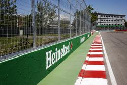 Şampiyonlar duvarında Heineken logo