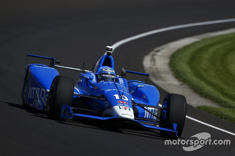 #10 Tony Kanaan, NTT DATA / Honda
