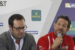 Ricardo González director general de las 6 Horas de México y Roberto González