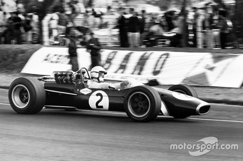 1967: Denny Hulme volgt Brabham op, met Brabham