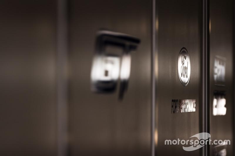 Logos: Ford Chip Ganassi Racing