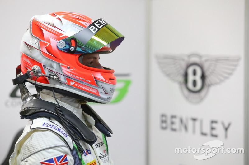 Vincent Abril, Bentley Team M-Sport