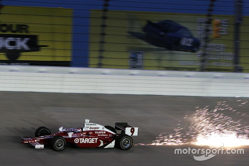 IndyCar. Нэшвилл, Скотт Диксон, 2006 год