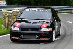 Joe Halter, Mitsubishi Lancer Evo VII, Racing Club Airbag