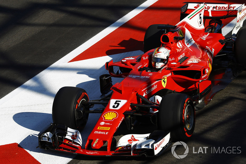 3 місце — Себастьян Феттель, Ferrari — 269