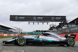 Mercedes AMG F1 W08 Hybrid