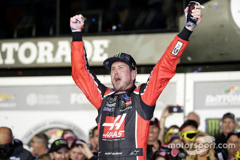 Daytona (Florida): Kurt Busch (Stewart/Haas-Ford)