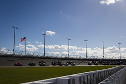 Brandon Jones, Richard Childress Racing, Chevrolet, führt