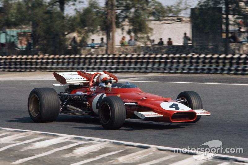1969-1971 : Ferrari 312B