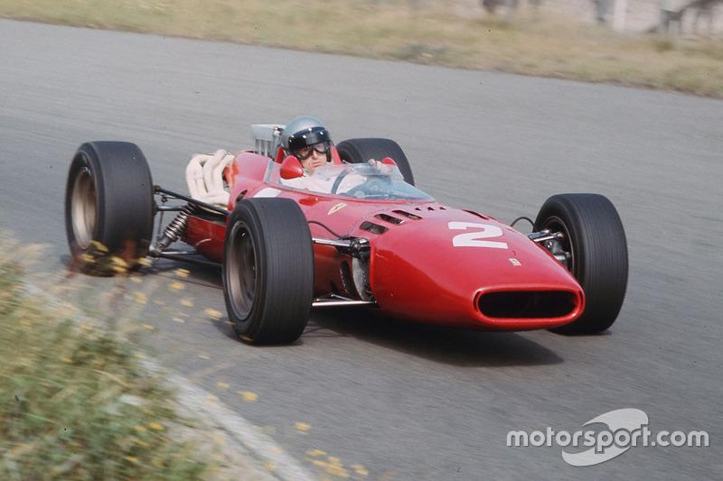 Лоренсо Бандіні, Ferrari 312
