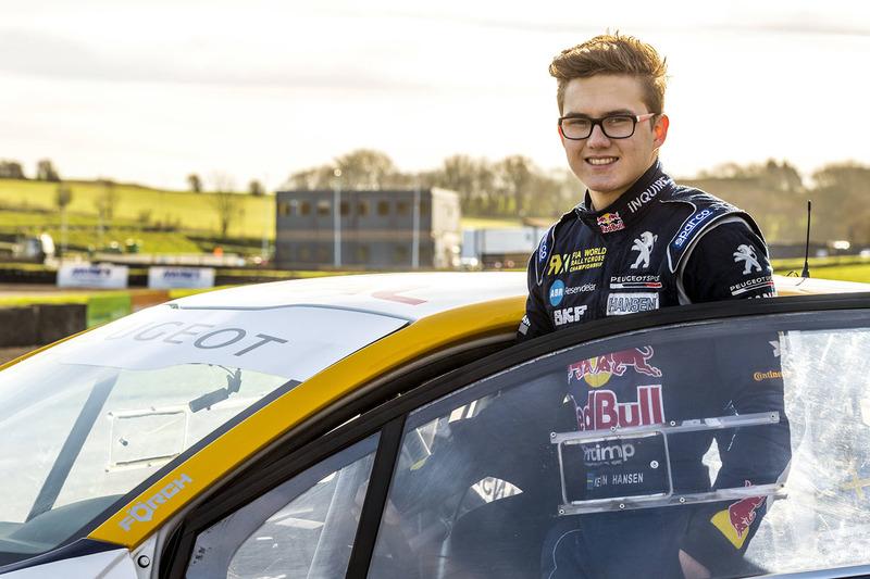 Кевин Хансен, Team Peugeot Hansen