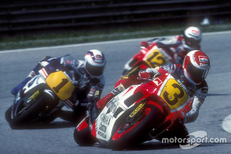 1988 - Eddie Lawson, Marlboro Yamaha