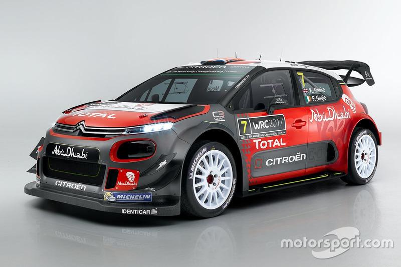 Citroën C3 WRC Plus 2017