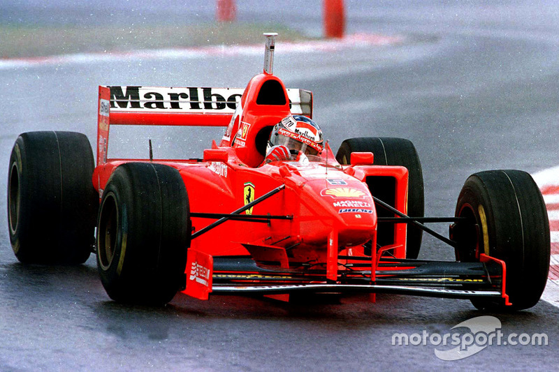 1997 Belgische Grand Prix