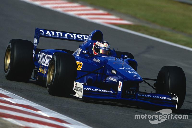 #14 : Jarno Trulli, Prost JS45