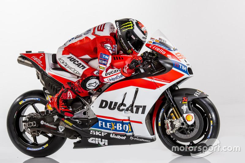 2017: Ducati Desmosedici 2017