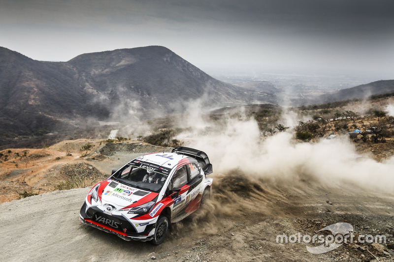 World Rally Championship - Rally of Mexico (March 8-11)