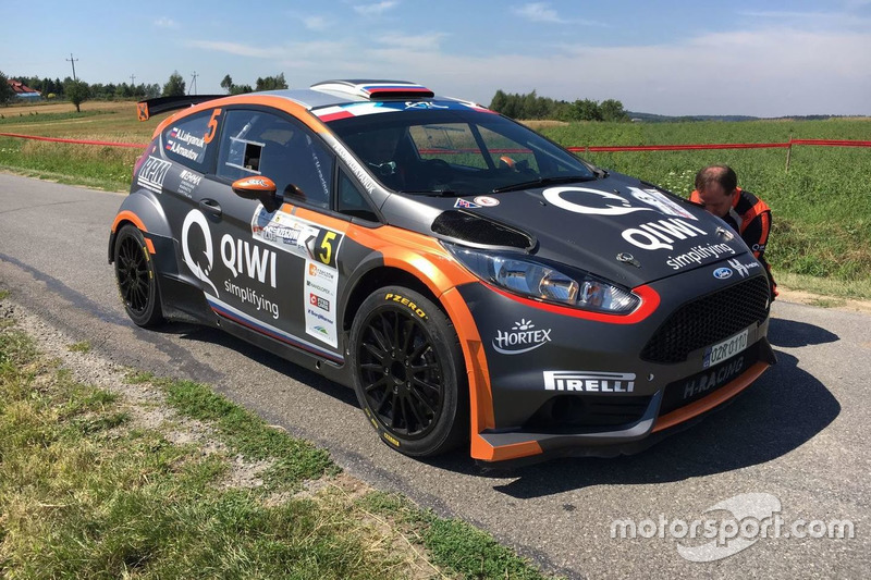 Олексій Лук'янюк, Ford Fiesta R5, Russian Performance Motorsport