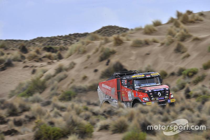 #506 Renault: Martin van den Brink, Daniel Kozlowsky, Marcel Blankestijn