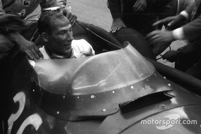 Stirling Moss, Maserati 250F