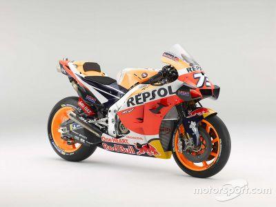 Repsol Honda Team presentación
