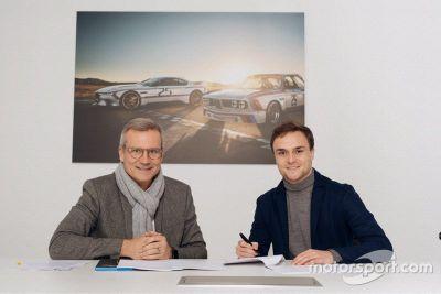 Fahrerbekanntgabe: BMW