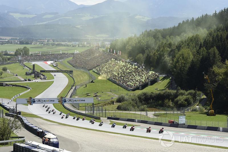 #1: Red Bull Ring (Áustria) - 186,967 km/h