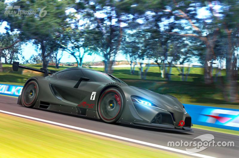 TOYOTA FT-1 Vison Gran Turismo (septiembre 2014)