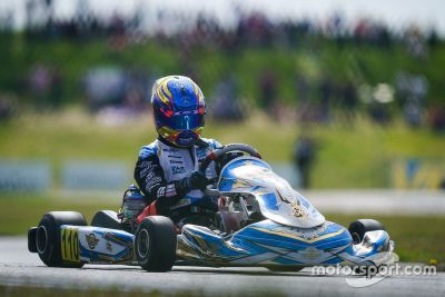CIK-FIA European championship: Kristianstad
