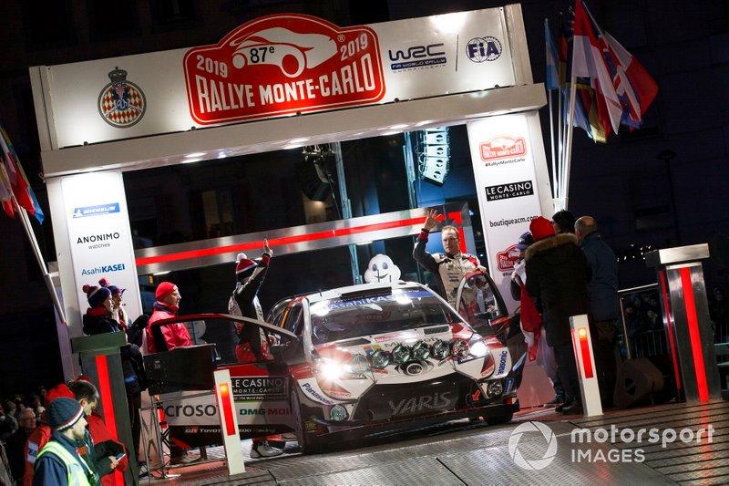 Ярі-Матті Латвала, Міікка Анттіла, Toyota Gazoo Racing WRT Toyota Yaris WRC