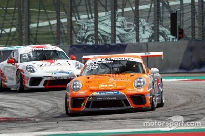 Porsche GT3 Cup Challenge Suisse: Red Bull Ring