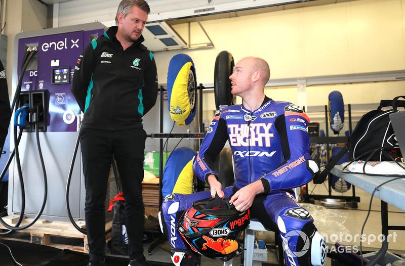 Жоан Стігфельд, Бредлі Сміт, One Energy Racing (SIC)