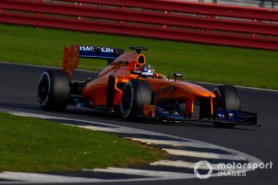 BRDC Autosport Award prize testing
