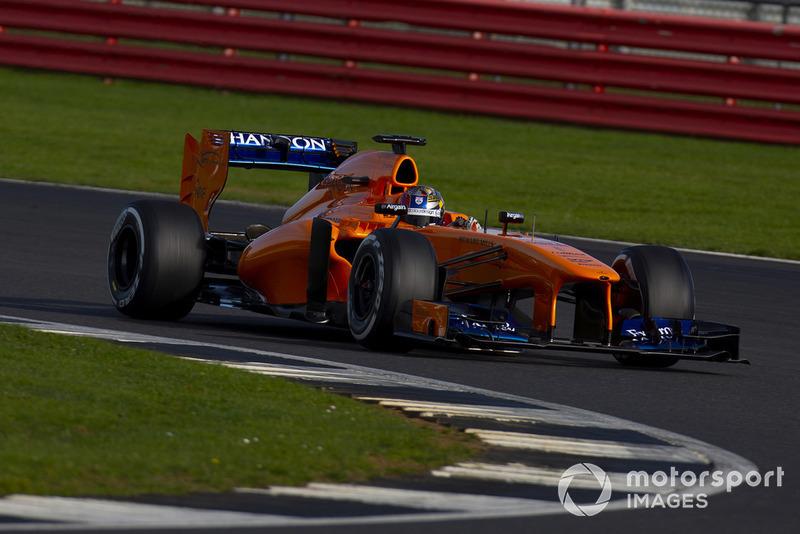 Дэн Тиктум, McLaren