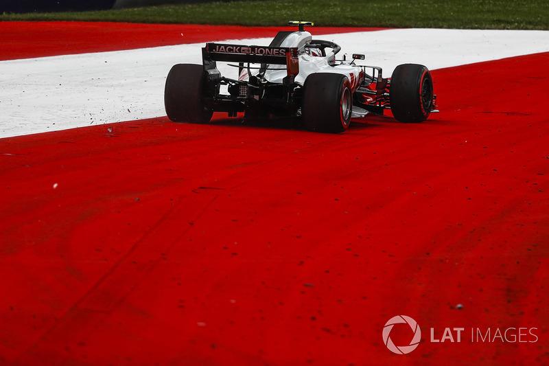 Кевін Магнуссен, Haas F1 Team VF-18