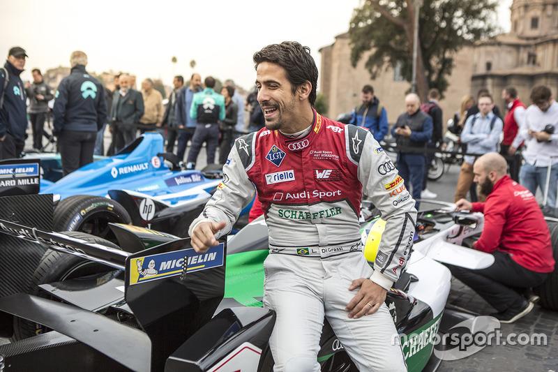 HCB-Rutronik Racing - Audi R8 LMS: Lucas di Grassi