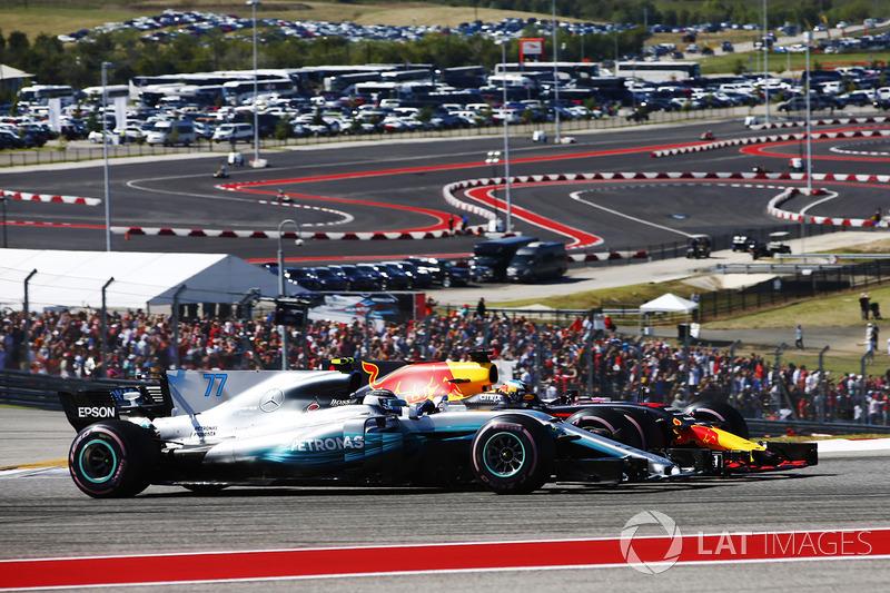 5e : Valtteri Bottas (Mercedes)