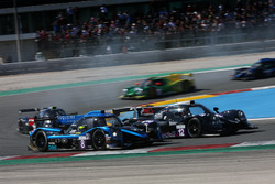 #8 Duqueine Engineering, Ligier JS P3 - Nissan: Венсан Бельтуаз, Люка Лежере, Ніколя Мелен