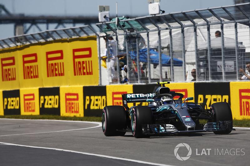 2. Валттері Боттас, Mercedes-AMG F1 W09