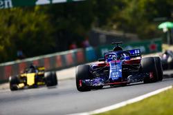 Брендон Хартлі, Toro Rosso STR13, Ніко Хюлькенберг, Renault Sport F1 Team R.S. 18