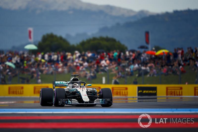 France - Lewis Hamilton, Mercedes