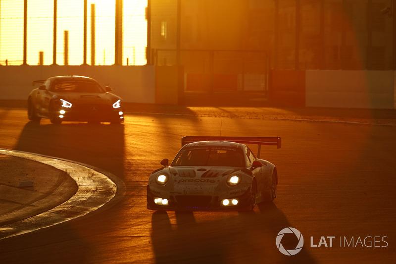 #911 Herberth Motorsport Porsche 991 GT3 R: Даніель Аллеманн, Ральф Бон, Роберт Ренауер, Альфред Ренауер, Денніс Олсен