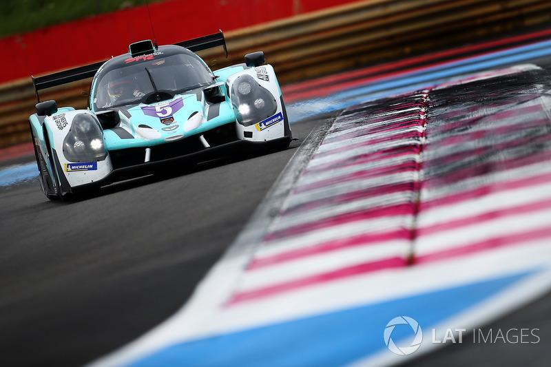#5 Nefis By Speed Factory Ligier JS P3 - Nissan: Тимур Богуславський, Олексій Чуклін, Данило Проненко