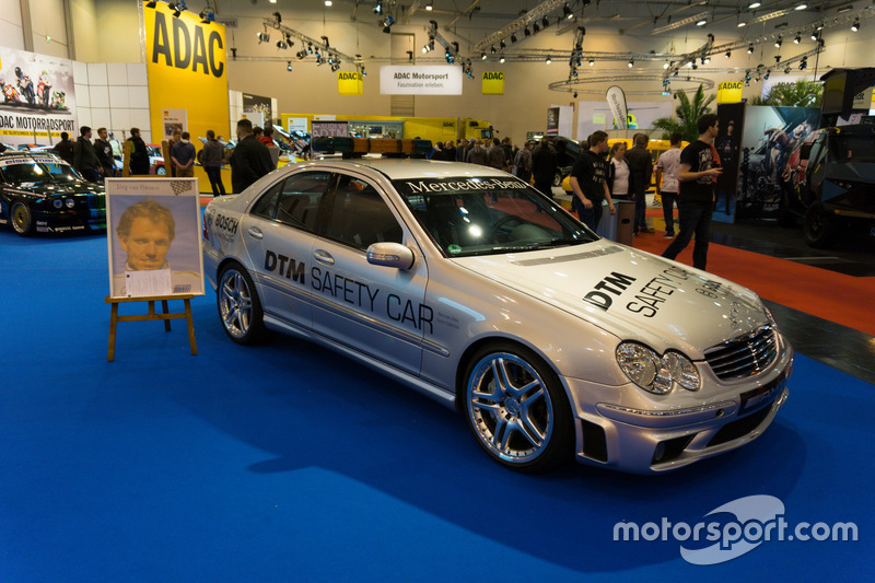 Mercedes DTM safety car