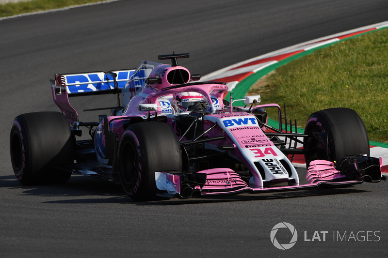 George Russell, Force India VJM11