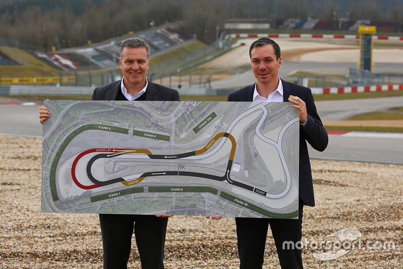 Streckenlayout: Nürburgring